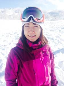 プロスノーボーダー 滝久美子